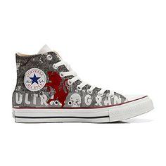 Converse All Star personalisierte Schuhe (Handwerk Produkt) High size 46 EU - Sneakers für frauen (*Partner-Link)