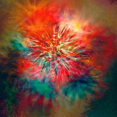 """Renklerde kaybolup, rengarenk olmak bazen 🌈 """"Tracing Colors""""• """"Tracing"""" koleksiyonunun 5. eseri. 250cm x 250cm • Hahnemühle Fineart Kanvasa Dijital Baskı - 10 Adet ile limitli edisyon - Detaylı bilgi için; dm yoluyla ya da burcu@burcukilicer.com adresine mail atarak bana ulaşabilirsiniz.#artrealism #featureart #artists #artfeature #abstractart #fineart #artsy #contemporaryart #artblog #abstract #abstractart #abstractartist #abstractarts #abstractexpressionist #artwork #wallart…"""