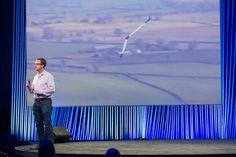 Facebook desarrolla su primer avión no tripulado solar