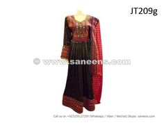 traditional afghan fashion long gown dresses wholesale tribal artwork clothes apparels online