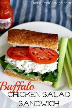 Buffalo Chicken Sala
