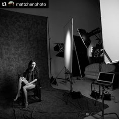 Thank you for sharing this amazing BTS with us @mattchenphoto!! ----- Check out our Instagram story if you would like to see some of the final images. (Or you can also head over to @mattchenphoto's instagram feed! ) ------------ Repost @mattchenphoto: @famousbtsmagazine #BTS of latest #fashion shoot with the #classic #beauty @sarahferg01 from @nextmodels in #studio #setlife with the amazingly #talented #makeupartist @awoz and #hairstylist @hairbyerum. #love the #hair and #makeup looks for…