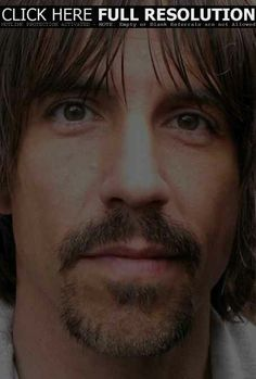 Anthony Kiedis---gorgeous, and lead singer of one of my favorite bands.  Love, love his music.