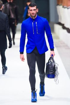 Dirk Bikkembergs Fall Winter 2015 Otoño Invierno #Menswear #Trends #Tendencias #Moda Hombre