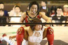 Meiko Satomura vs Syuri
