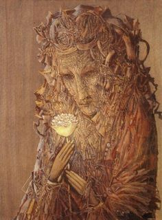 Hope (painting by Ukrainian artist Ivan Marchuk)