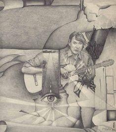 Fabrizio visto da Mileto, 1982 Surrealism, Musica