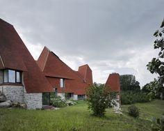 Caring Wood / Macdonald Wright Architects, © James Morris
