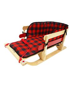 Cute Sleigh for Little Ones