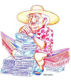"""O escritor baiano,autor de sucessos consagrados no Brasil e no exterior como """"Gabriela, cravo e canela"""", """"Dona Flor e seus dois maridos"""" e """"Capitães da Areia"""", serviu de inspiração para a realização de 16 caricaturas, expostas no Sesc Madureira de 10 de novembro a 15 de dezembro. """"Jorge Amado em caricatura"""", traz desenhos por cartunistas...<br /><a class=""""more-link"""" href=""""https://catracalivre.com.br/rio/agenda/barato/jorge-amado-recebe-exposicao-com-16-de-suas-diferentes-facetas/"""">Continue…"""