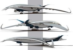 future jets   Future Transportation - Lockheed Stratoliner By William Brown