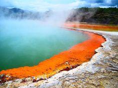 🔥💦🔥💦 #wonderland #therms #colours #nature #beautiful #minerals #nationalpark #newzealand #travel #discover #pure #amazing #waiotaputhermalwonderland #travel #podroze