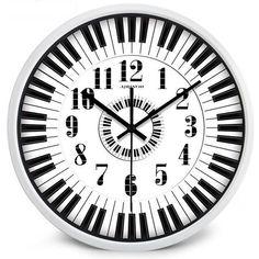 Music Instruments Wall Clock