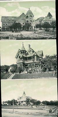 Weatherford Texas TX Circa 1910  