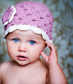 This page is full of tons of cutie patootie hats for kids! Not sure if all the links are good so check it out and see. ~K