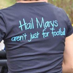 Hail Marys