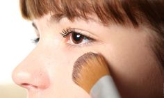 Blusher, Makeup Tips, Cosmetics, Type, Make Up Tips, Makeup Tricks, Makeup Geek, Make Up Tricks