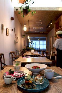 カフェくもとみず Cafe Kumo to Mizu #Fukuoka #Japan