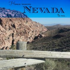Home Means NEVADA To Me Las Vegas Love, Nevada, Mount Rushmore, Grand Canyon, Diy Projects, Hat, Mountains, World, Travel