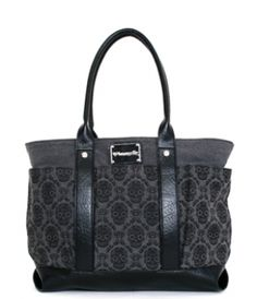- WALLPAPER SKULL DENIM TOTE LOUNGEFLY OFFICIAL WESBITE
