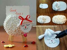 DIY Lamb Card