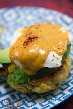 Mexican Eggs Benedict with Chorizo Biscuits and Chipotle Hollandaise Sauce