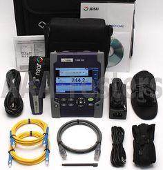 JDSU T-BERD 2000 4126 MA SM Long Haul Fiber OTDR w/ Power Meter 40 dB 4126MA | eBay