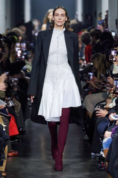 Mugler Fall 2019 Ready-to-Wear Collection - Vogue
