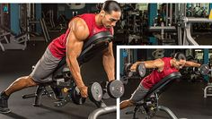 Don't get stuck behind the crowds at the gym when training rear delts! Learn how to substitute multiple variations of a given exercise when you can't get to the equipment you really want.
