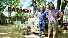 On the road with the Hairy Bikers in the Deep South