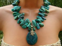 Love the size and the color - with beads this size, only need one strand