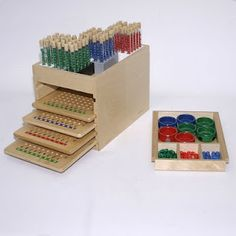 Kathy's Montessori Life: Sensible Storage for Space - lots of great ideas here
