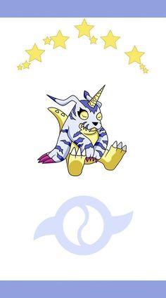Gabumon. Amizade. Digimon Adventure Tri.