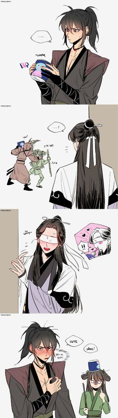 Anime Guys, Manga Anime, Anime Art, Chinese Cartoon, Gothic Anime, Animal Sketches, Cute Chibi, Cute Anime Couples, Cute Gay
