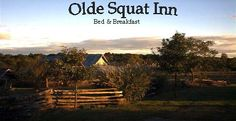 Olde Squat Inn - Historic Southern Illinois Bed and Breakfast & Log Cabin Rental