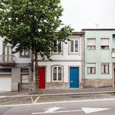 House in Rua Faria Guimarães / Fala Atelier