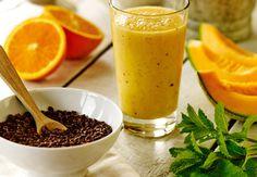 Ananásové a melónové smoothie