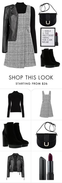 """Untitled #485"" by jovana-p-com ❤ liked on Polyvore featuring Misha Nonoo, New Look, Hogan, A.P.C., Boohoo, Bite and 3R Studios"