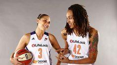 Una bonita lección sobre el Carácter de una jugadora de #Basket, hablando de Diana Taurasi