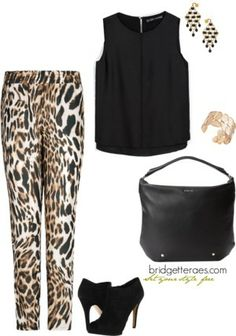 One Item, Five Fashionable Ways. Look 2