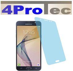 2 Stück HARTBESCHICHTETE KRISTALLKLARE Displayschutzfolie für Samsung Galaxy On8 Bildschirmschutzfolie - http://besteckkaufen.com/4protec/samsung-galaxy-on8-meizu-metal-2-stueck-geh-rtete