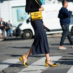 More is more: meet this season's statement #shoes in today's #fashion round-up on #TheStyleDaily, available only on the iOS app. Make sure to download the #MATCHESFASHION app via the #linkinbio for your daily #style, news and #culture fix. 📸 @theurbanspotter