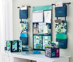Thirty-One Office Organization & Storage. We can help you organize your life, whether it's your home, office or car! #31 #thirtyone http://www.mythirtyone.com/amywilson825