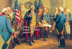 The ordinary adventures of George Washington (20 Photos)