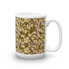Egyptian Desert CAMO Mug