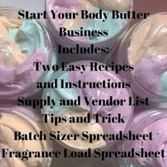 Homemade Body Butter, Whipped Body Butter, Homemade Soaps, Safe Cosmetics, Recipe Steps, Butter Recipe, How To Make Homemade, Cold Process Soap, Soap Recipes