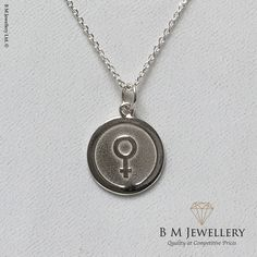 EUMI Pendant Necklaces 925 Sterling Silver Necklace for Girls/Women Allery-free 6a7R4