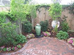New Orleans Outdoor Photos Small Backyard Designs Design, Pictures, Remodel, Decor and Ideas