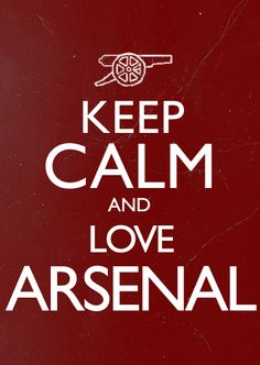 sometimes there's nothing better in life than to be a gooner