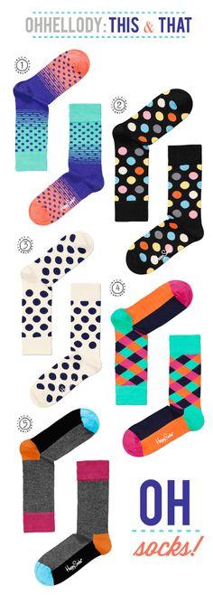 Love me some Happy socks